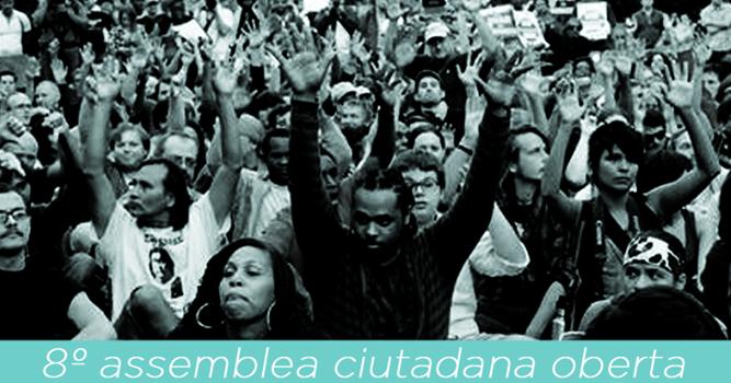 8a Assemblea Ciutadana Oberta. Divendres 13 De Febrer