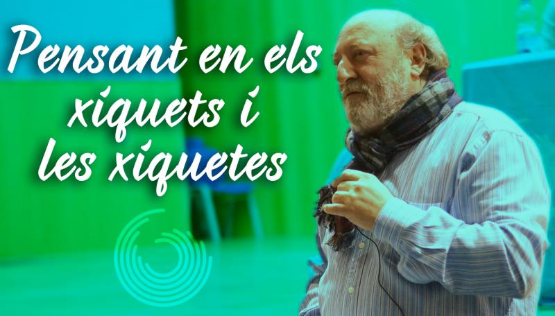 """""""Pensant En Els Xiquets I Les Xiquetes"""" Article De Luis Gómez."""