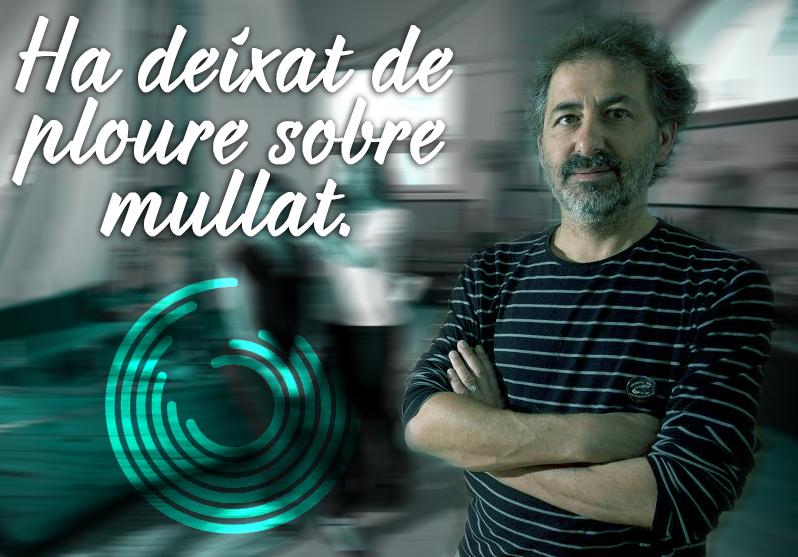 """""""Ha Deixat De Ploure Sobre Mullat"""" Article De Xavi Del Señor."""