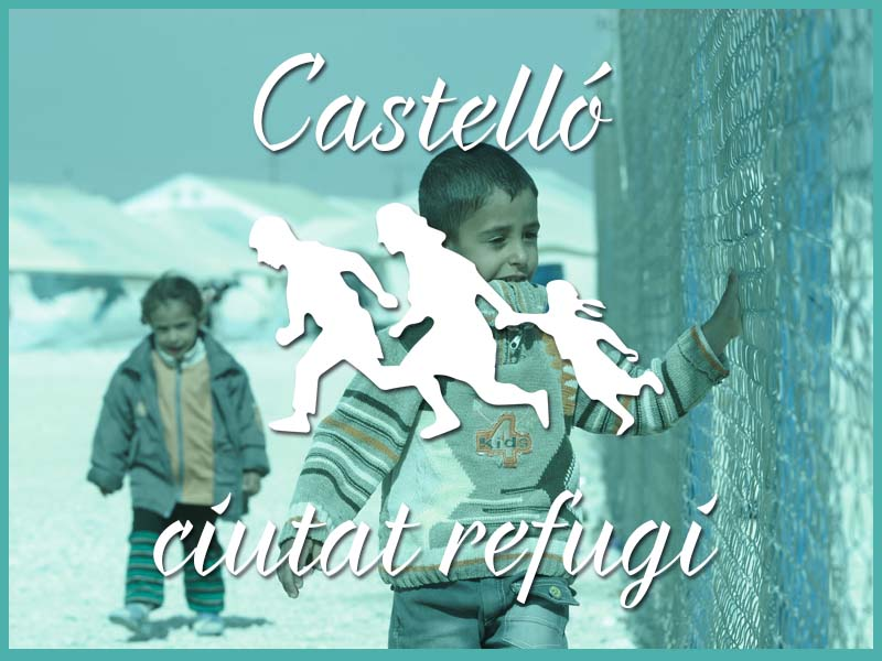 """Preguntem Per L'estat Del Pla Municipal D'acolliment """"Castelló Ciutat Refugi """""""