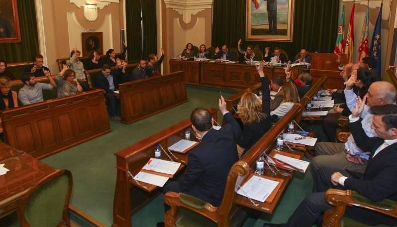 Sol·licitem Que Els Ordres Del Dia De Les Comissions Informatives Del Ple Siguen Públics