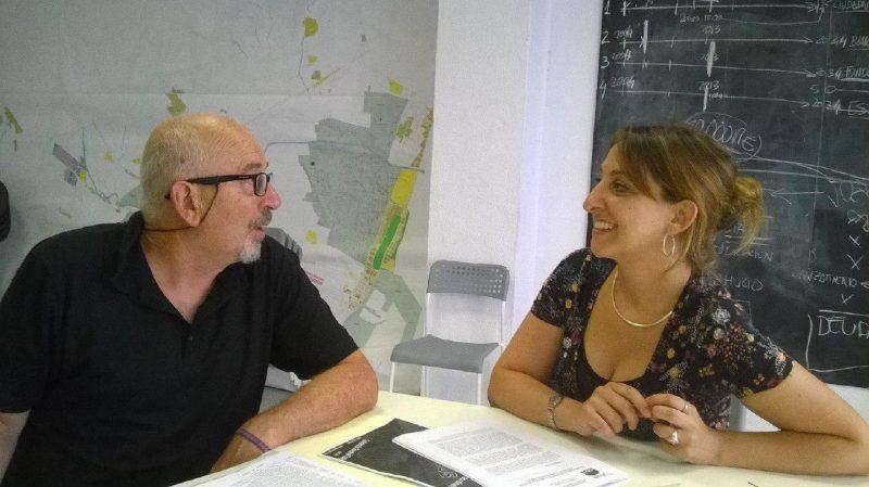 Ens Reunim Amb La CGT Per Abordar La Reversió De Les Privatitzacions Dels Serveis Públics Municipals