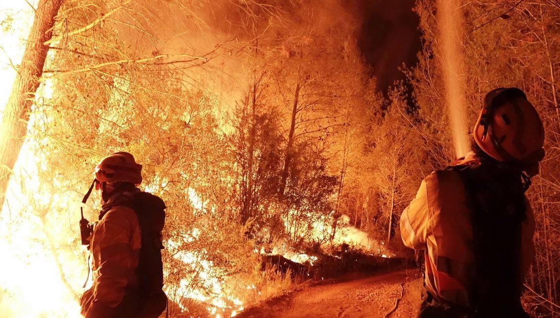 La Diputació I La Generalitat S'alien Per A Privatitzar La Meitat De Les Noves Brigades De Prevenció D'incendis