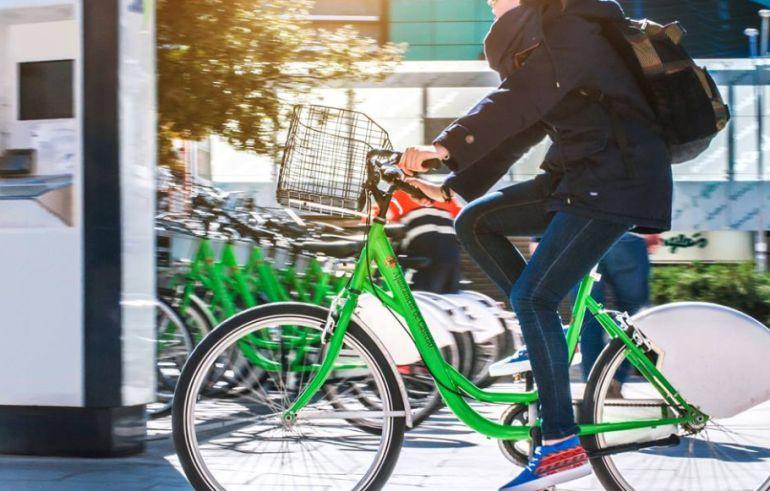 Les Usuàries De Bicicas Suspenen La Qualitat Del Funcionament I El Manteniment D'aquest Servei Municipal