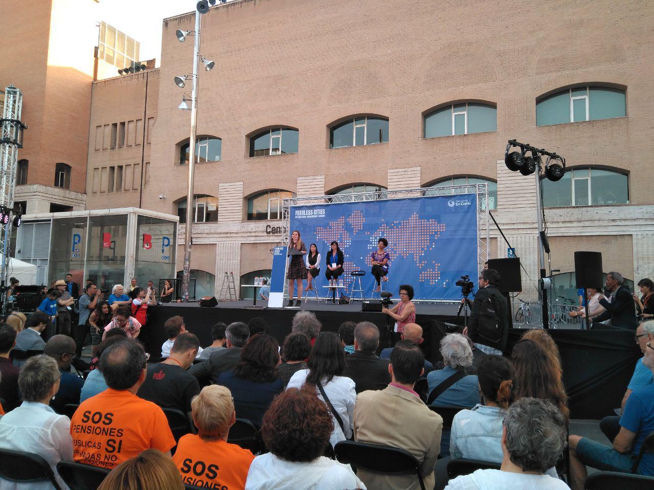 Tornem De La Trobada De «Ciutats Sense Por» Amb El Repte D'enfortir La Xarxa De Candidatures Castellonenques
