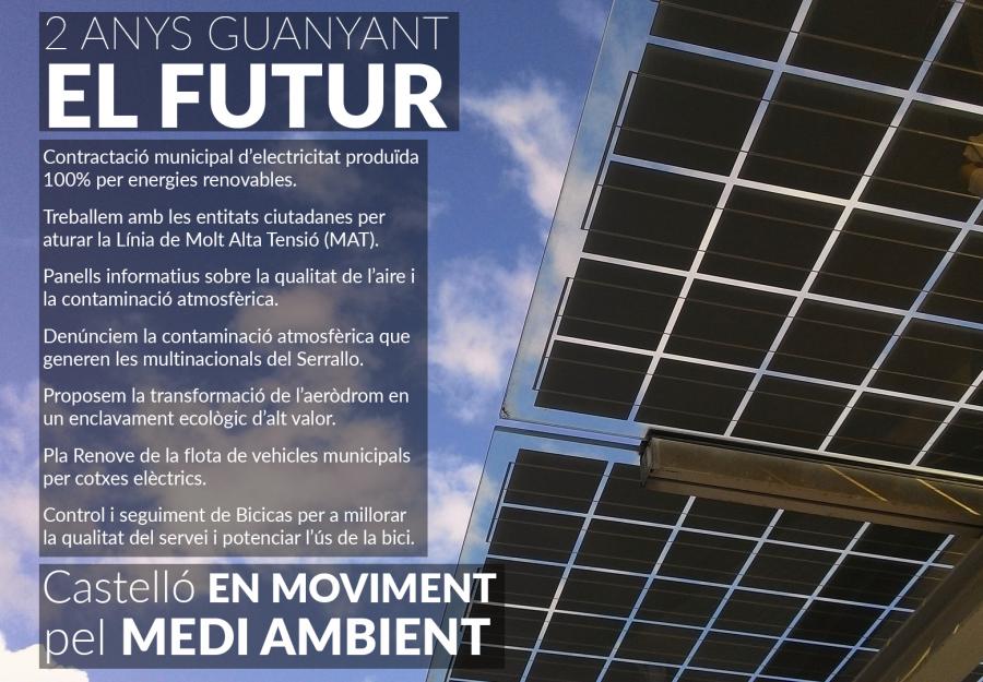 Ja Està En Marxa La Contractació Per Part De L'Ajuntament D'electricitat Provinent De Fonts Renovables.
