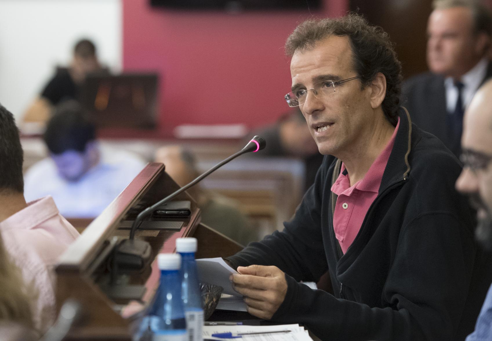 Vallejo Demana Transparència A Montesinos Per «democratitzar La Gestió Del CD Castelló»