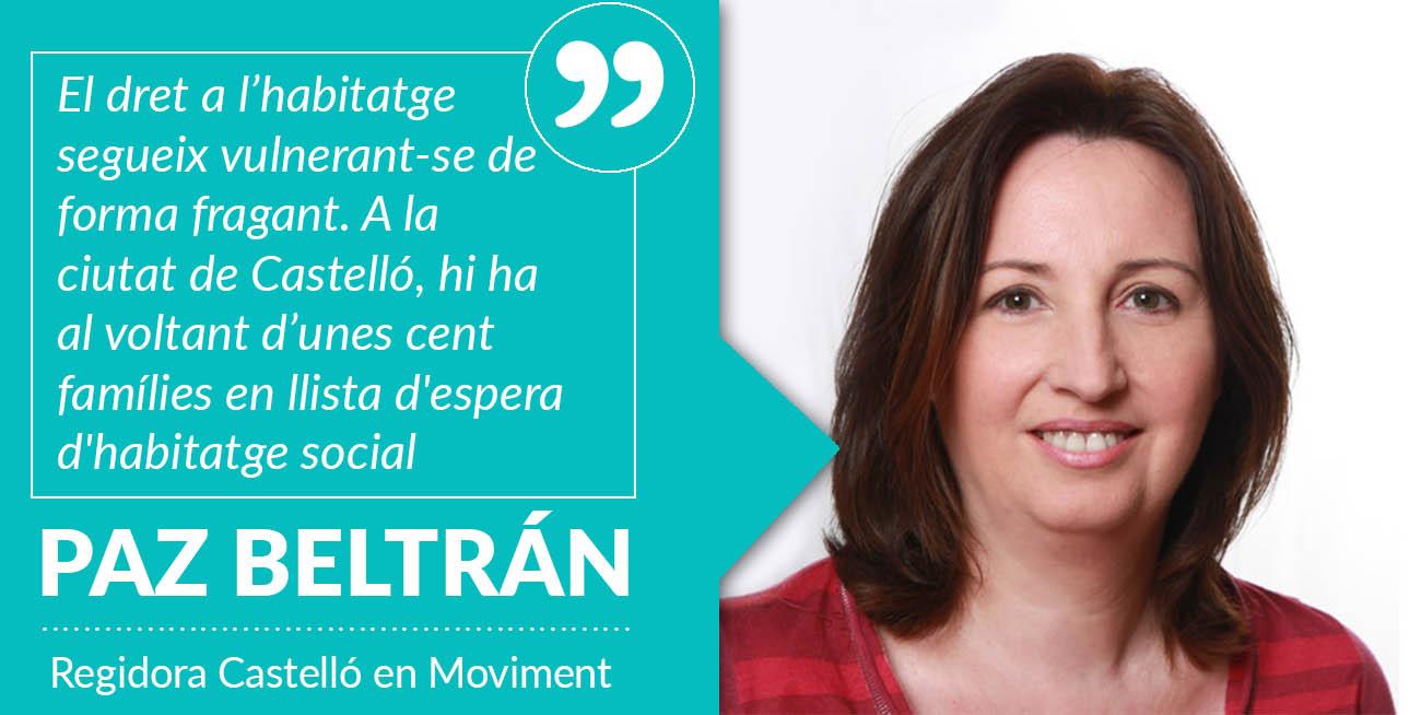 El PP I Ciudadanos Veten Una Declaració Institucional En Defensa De La Llei Valenciana D'habitatge