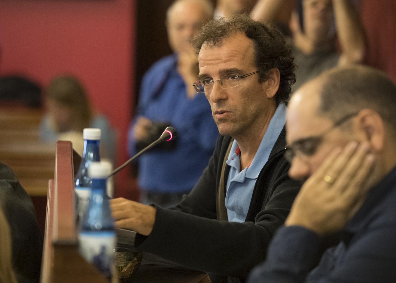 Vallejo Considera L'esborrany De Pressupostos De Diputació «un Exemple Més Del Clientelisme D'una Institució Que Cal Eliminar»