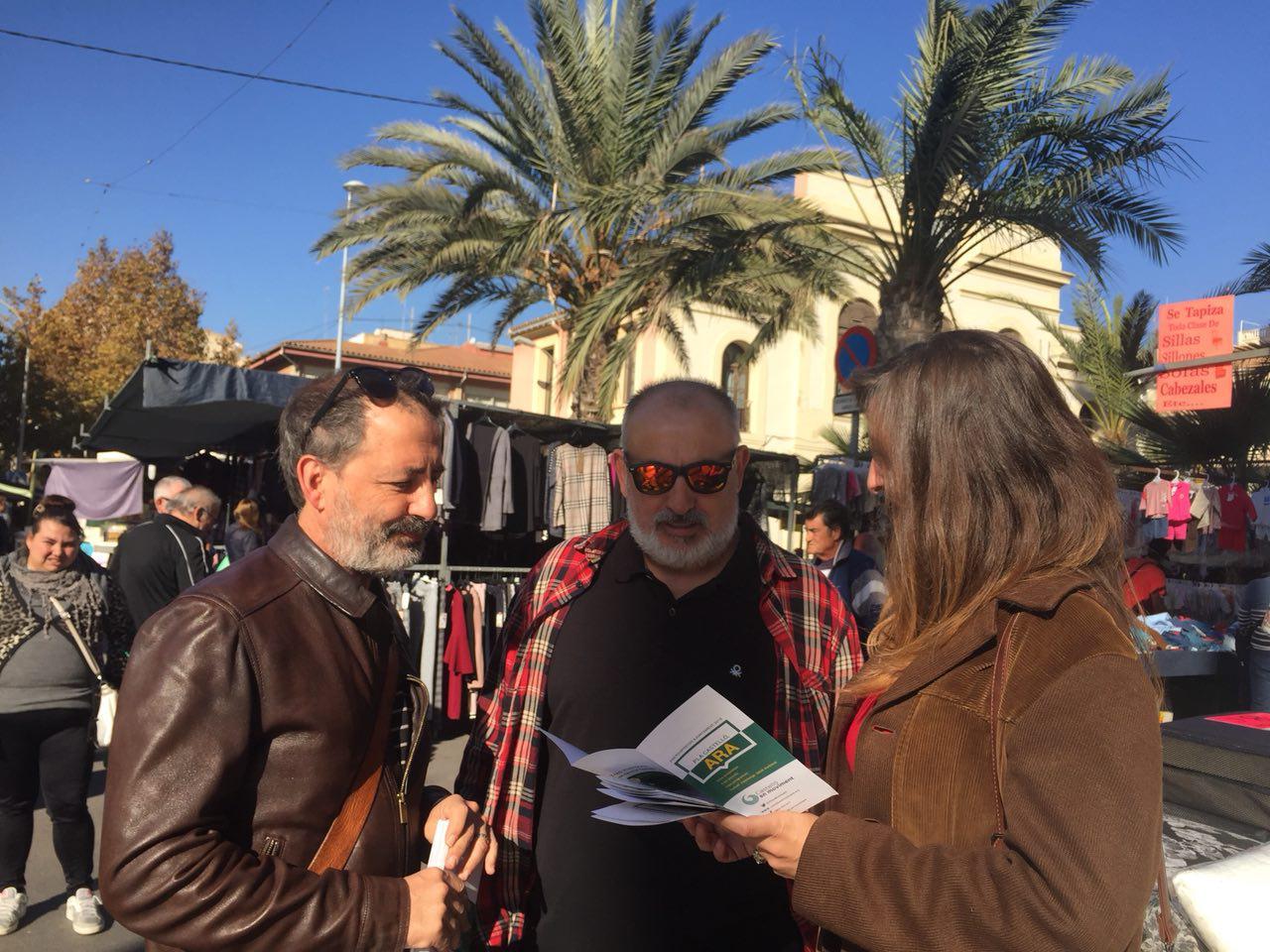 Presentem Les Propostes Del Pla #CastellóAra En El Grau