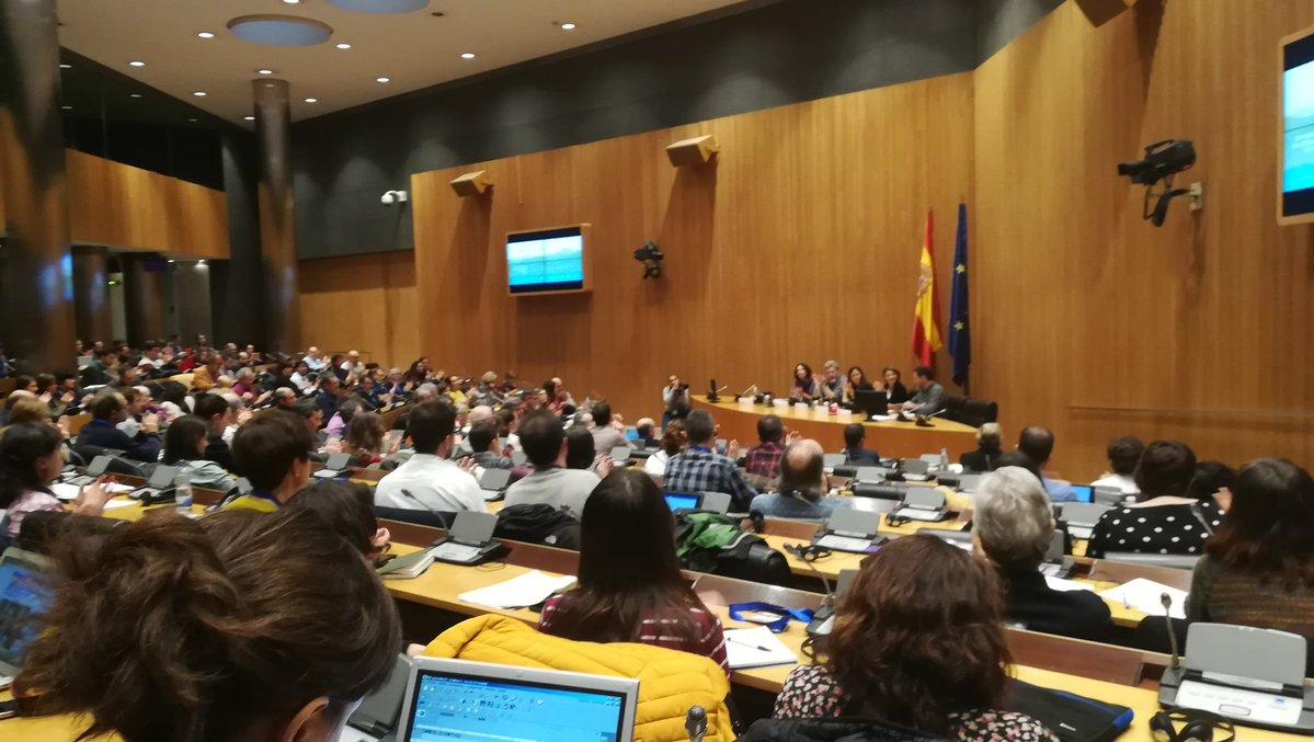 Del Señor Participa Del Fòrum Del Clima Per Impulsar Una Llei De Canvi Climàtic I Transició Energètica