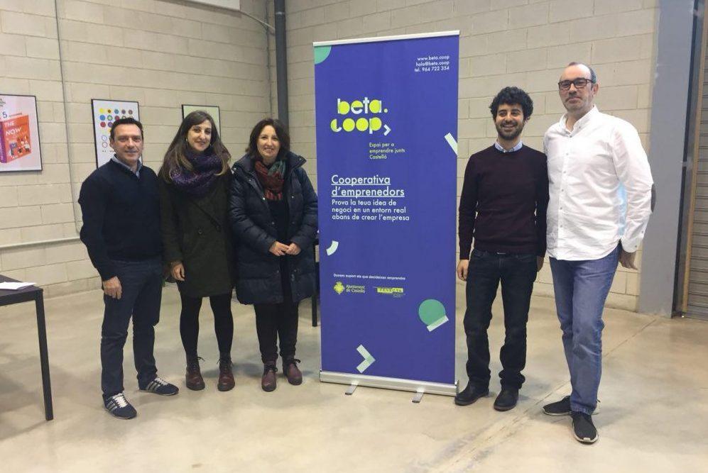 Ens Reunim Amb Beta.coop, La Llançadora De Cooperatives De Castelló