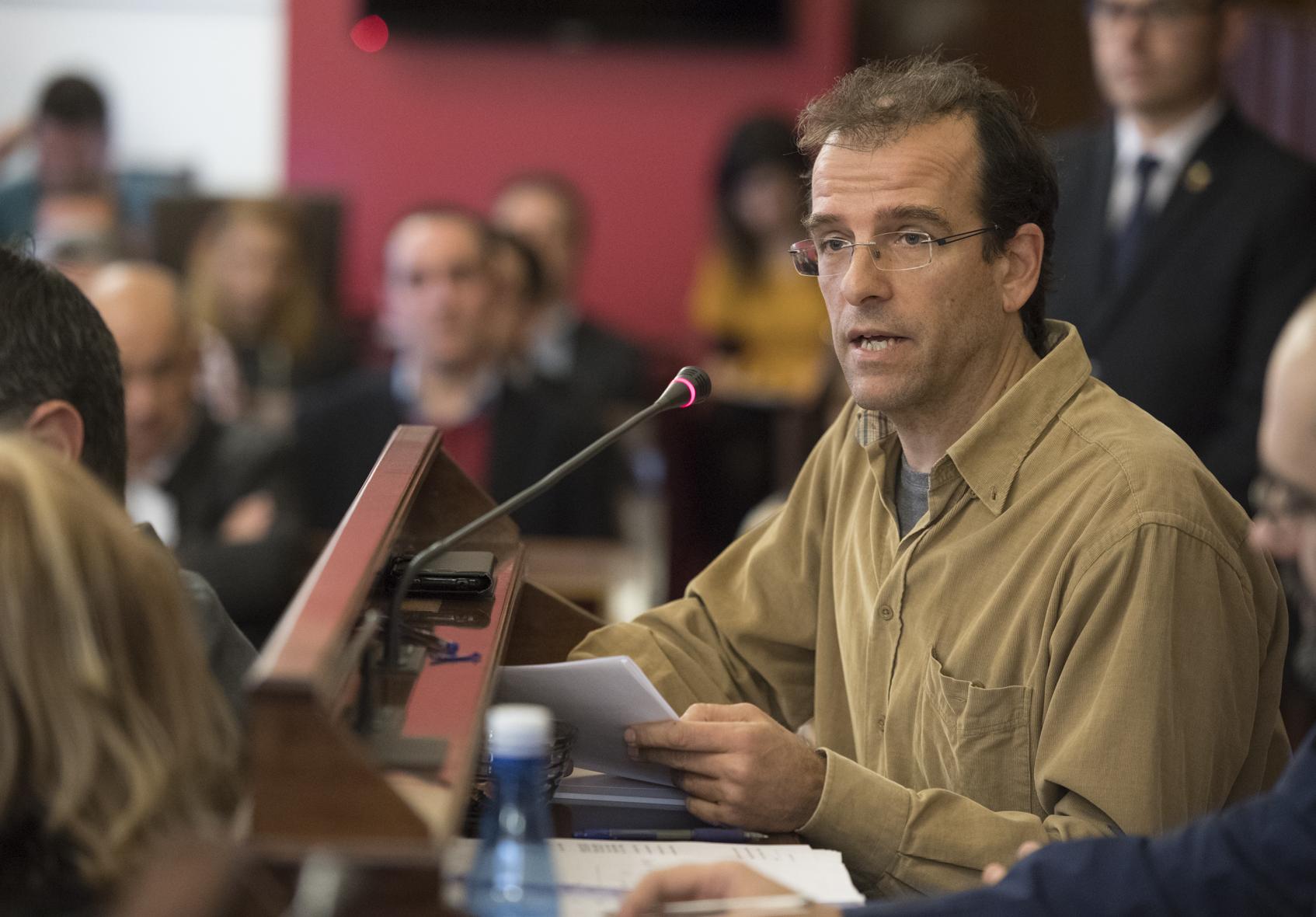 Iñaki Vallejo Ple Diputació