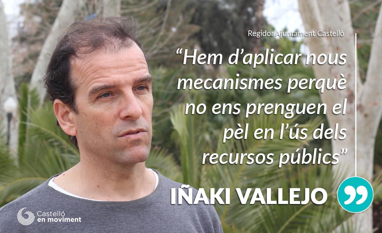 Vallejo Respon A L'alcaldessa: «No Valen Actes De Fe, Necessitem Mecanismes Perquè No Hi Hagen Mossegades En El Futur»