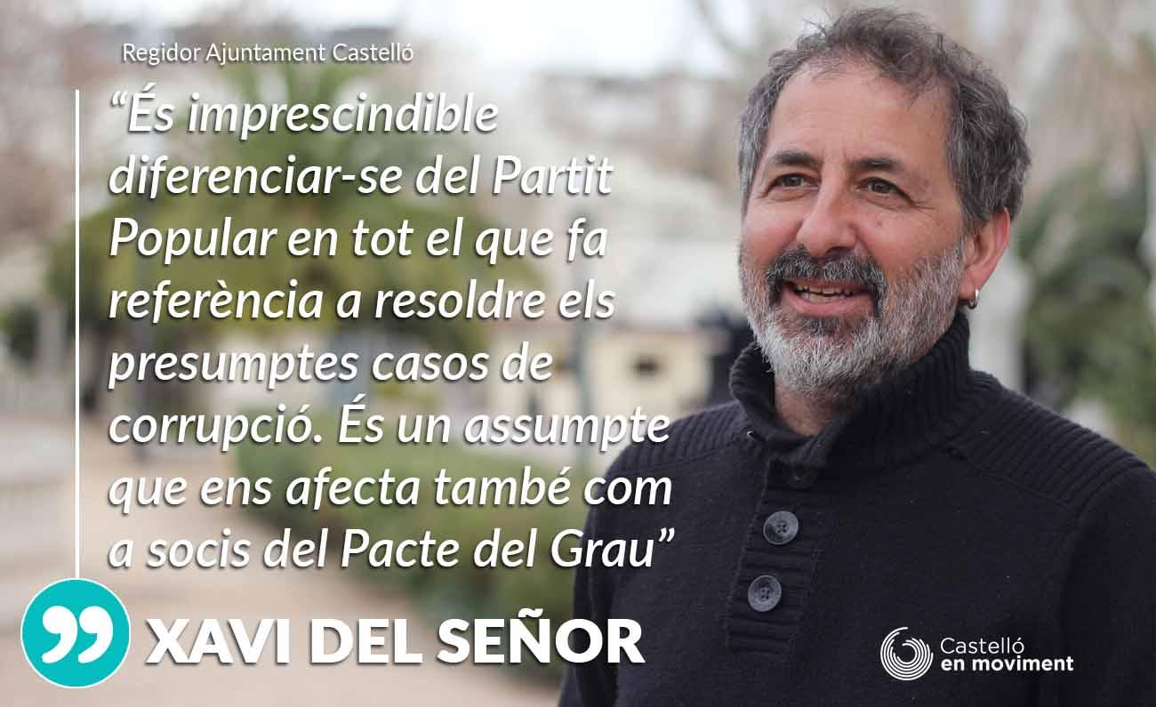 Demanem Una Reunió Amb Compromís I El PSPV Per Abordar El Presumpte Finançament Il·legal