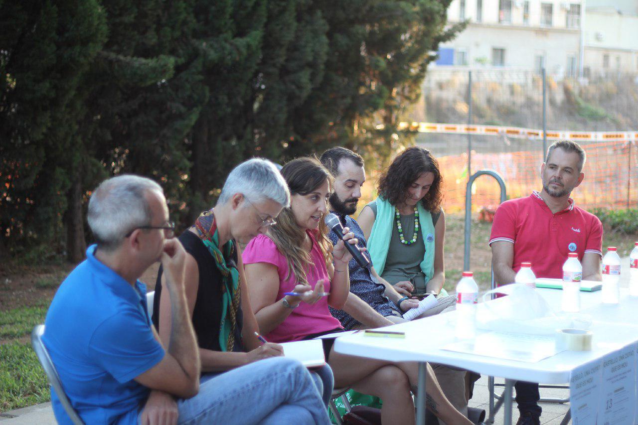 Escoltem Al Veïnat De Maestria I El Raval Universitari I Instem Al Govern «a Rectificar I Apostar Pel Canvi En L'urbanisme»
