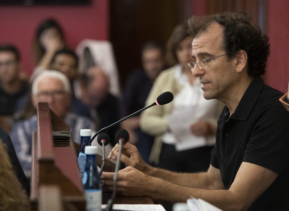 """Vallejo: """"El Pressupost De La Diputació Avantposa El Pagament Del Deute A Cobrir Les Necessitats Dels Pobles"""""""