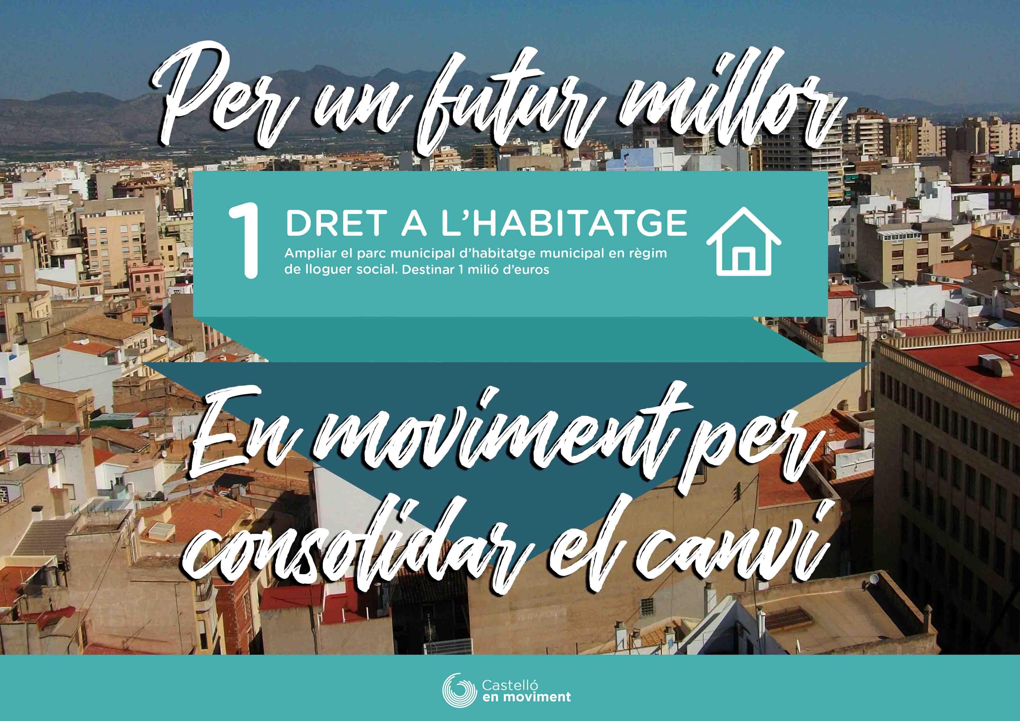 Proposem Comprar Més Habitatge Per Ampliar El Parc Municipal En Règim De Lloguer Social