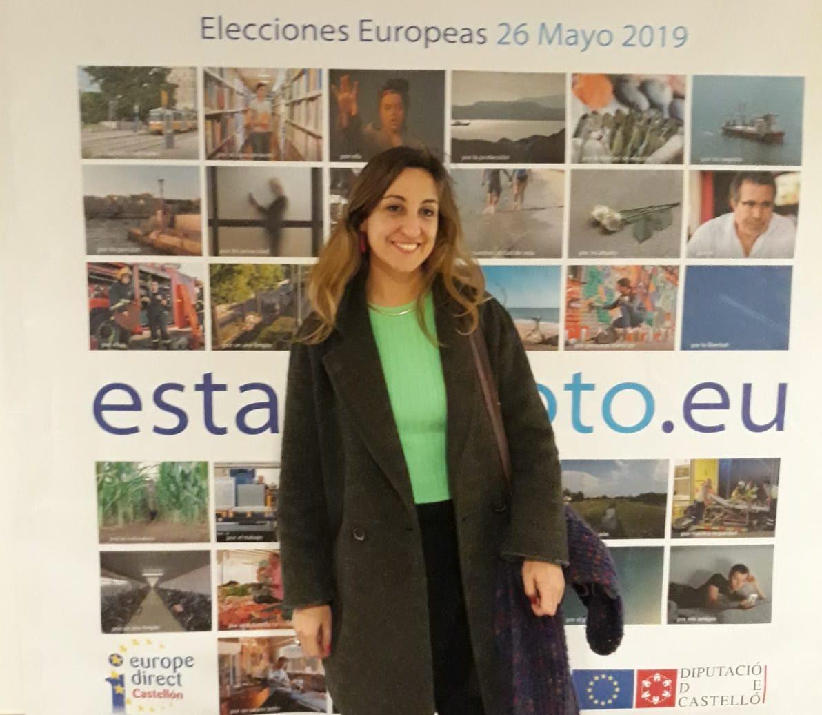 La Regidora Peñalver Assisteix A La Jornada Sobre Programes Europeus De Cultura I Participació