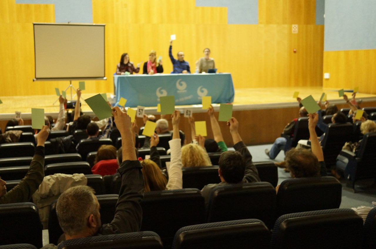 Comunicat Públic De Dissolució De Castelló En Moviment