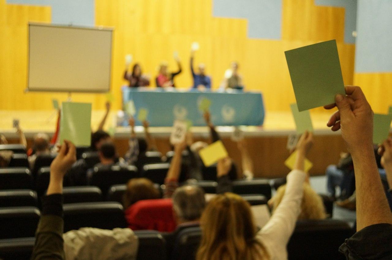 Comunicat Sobre La Represa De Les Negociacions Per A Les Eleccions Municipals Del 2019
